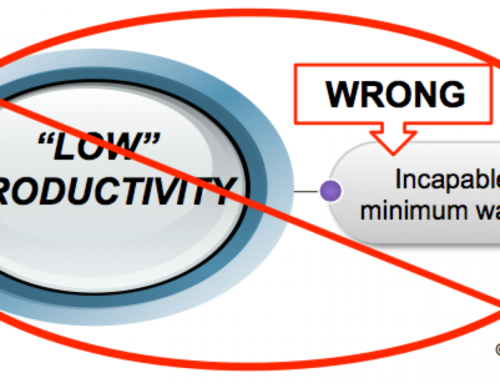 Low Productivity: More of An Excuse than Obstacle to Real Work